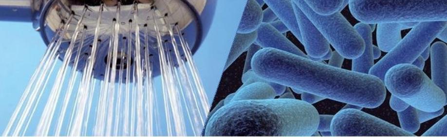 Sistemas de distribuição de água em edificações – Prevenção de legionelose